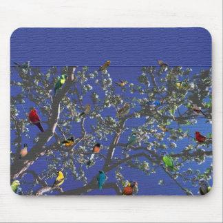 Bird Mousepad 01