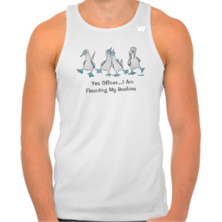 Bird Muscle Shirt
