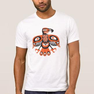 Bird - Native American art stylization T-Shirt