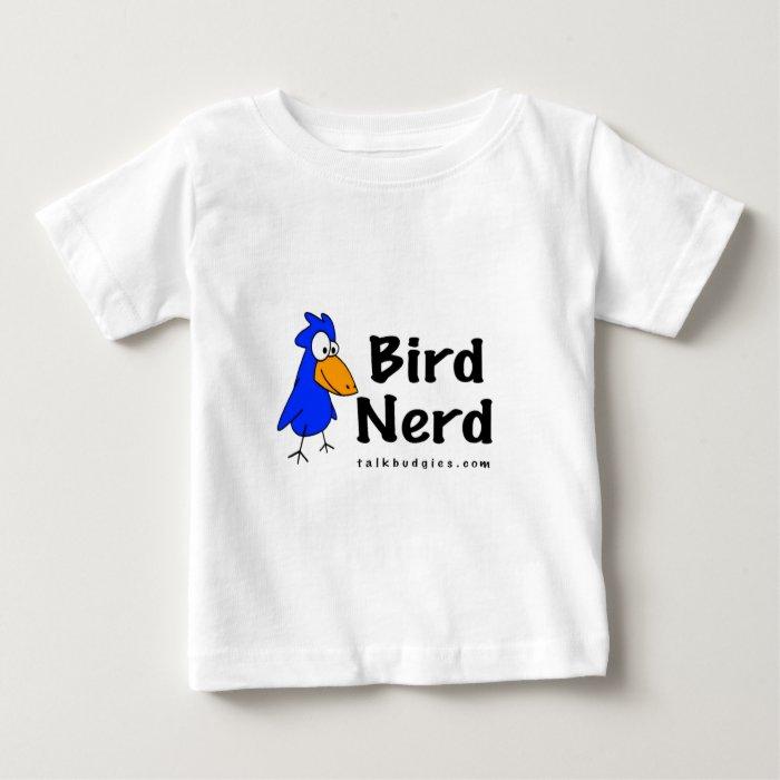 Bird Nerd Baby T-Shirt