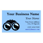 Bird Nerd Double-Sided Standard Business Cards (Pack Of 100)