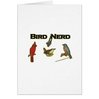 Bird Nerd Cards