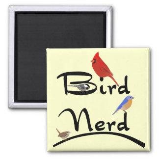 Bird Nerd Magnet