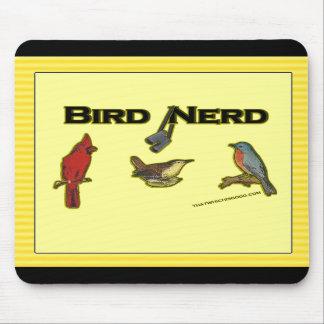 Bird Nerd Mousepad