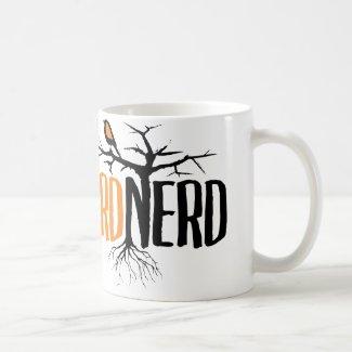 Bird Nerd Mug