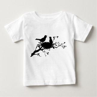 Bird Nest Baby T-Shirt
