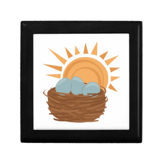 Bird Nest Gift Box