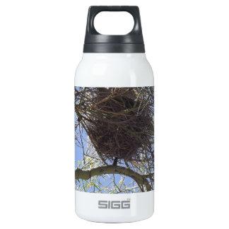 Bird Nest in Branches Thermos Bottle
