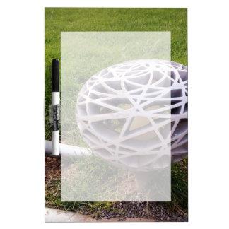 Bird Nest Light Dry-Erase Board