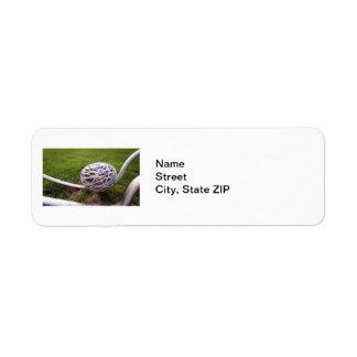 Bird Nest Light Label