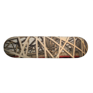 Bird Nest Stadium Skateboard Deck