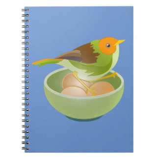 BIrd Nesting Notebook