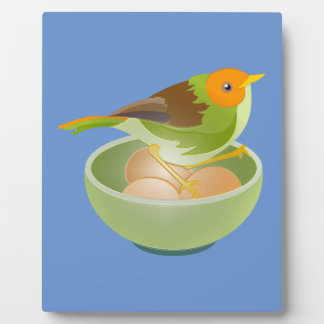 BIrd Nesting Plaque