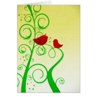 Bird of Faith Card