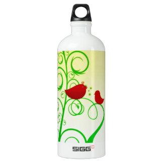Bird of Faith ! Water Bottle
