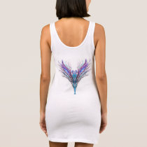 bird of legend sleeveless dress
