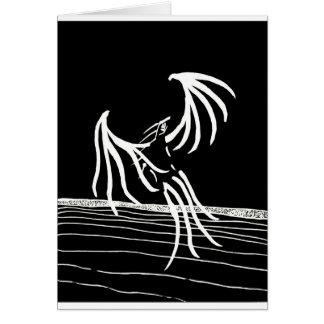 Bird of Light - Dark Version Card