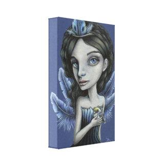 Bird of Luck Gallery Wrap Canvas