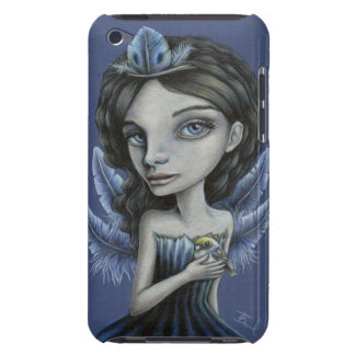 Bird of Luck Barely There iPod Cases