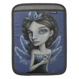 Bird of Luck Sleeve For iPads