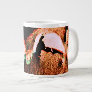 Bird of Mars Giant Coffee Mug