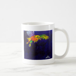 Bird of Night Coffee Mug