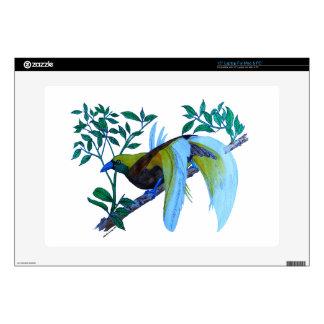 """Bird of Paradise 15"""" Laptop Decal"""