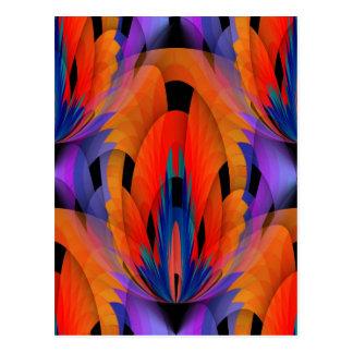 Bird Of Paradise 2 Post Card