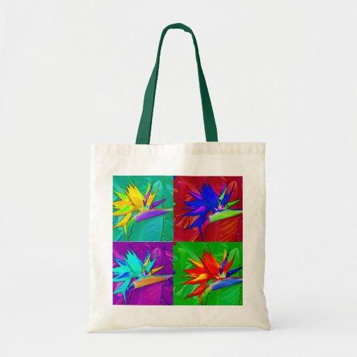 Bird of Paradise Budget Tote Bag