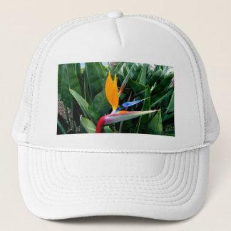Bird Of Paradise Flower - California Trucker Hat
