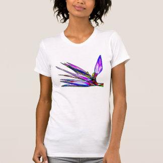 Bird of Paradise Flower (Colored Foil Effect) T-Shirt