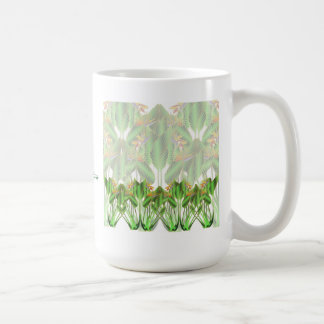 Bird-of-Paradise Flower Classic White Coffee Mug