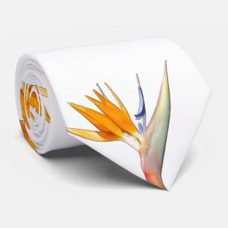 Bird Of Paradise Flower Tie