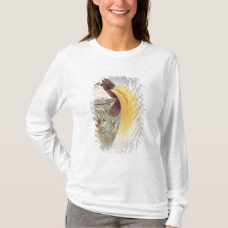 Bird of Paradise, from 'Birds of New Guinea' T-Shirt