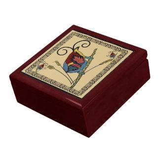 Bird of Paradise gift box