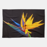 Bird of Paradise Hand Towels