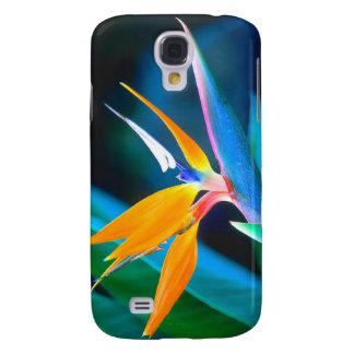 Bird Of Paradise (Hawaii) Galaxy S4 Covers