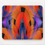 Bird Of Paradise Mouse Pads