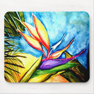 Bird-of-Paradise Mouse Pads