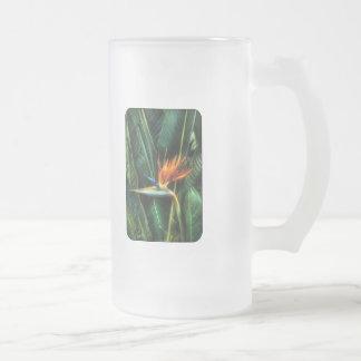 Bird of paradise mugs