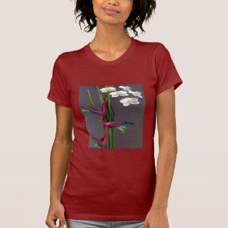 Bird-of-Paradise Orchids T-Shirt