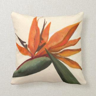 Bird of Paradise Pillow