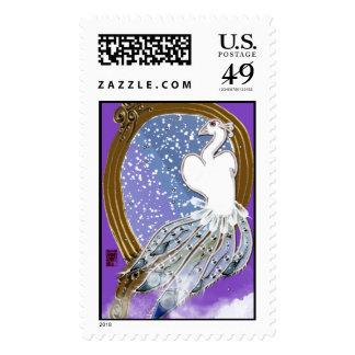 bird of paradise postage