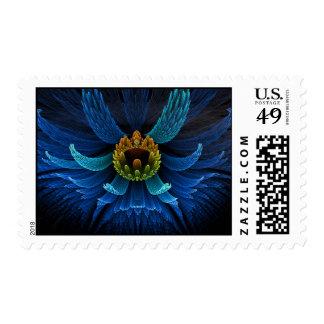 Bird of Paradise Postage Stamp