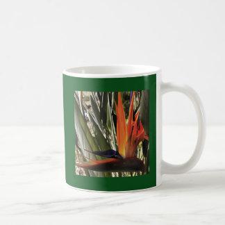 Bird of Paradise (Strelitzia) Coffee Mug