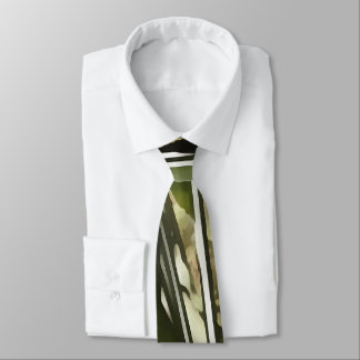 Bird of Paradise (Strelitzia) Neck Tie