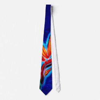 Bird of Paradise Tie2 Neck Tie