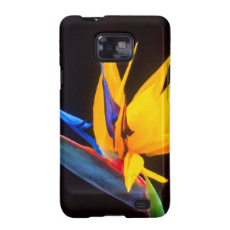 Bird of Paradise: Tropical Flower Galaxy SII Cover