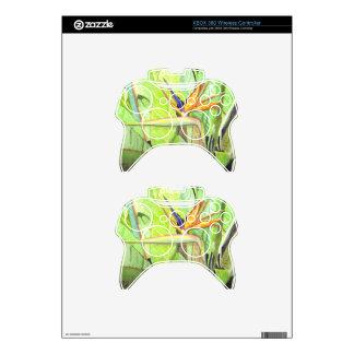 Bird of Paradise Xbox 360 Controller Decal