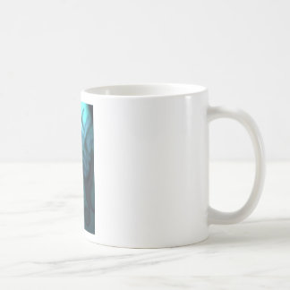 bird of paridise. coffee mug